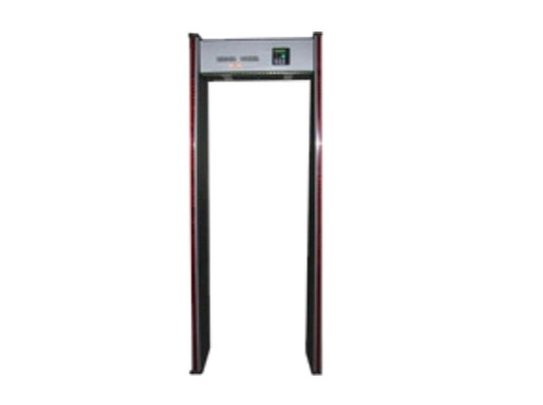 Tec-500A walkthrough metal detector image