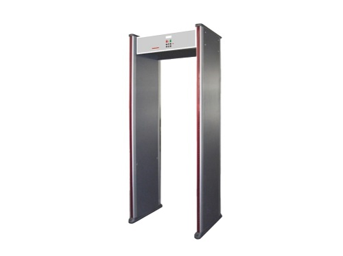 Tec-500C walkthrough metal detector image